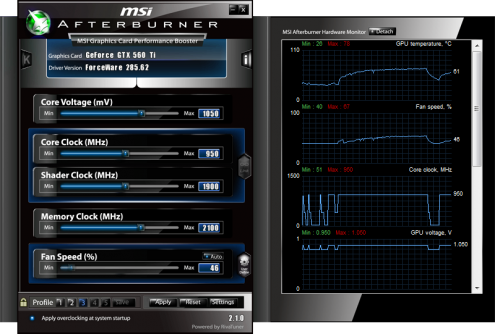 GTX 560 Ti Overclocking Manual